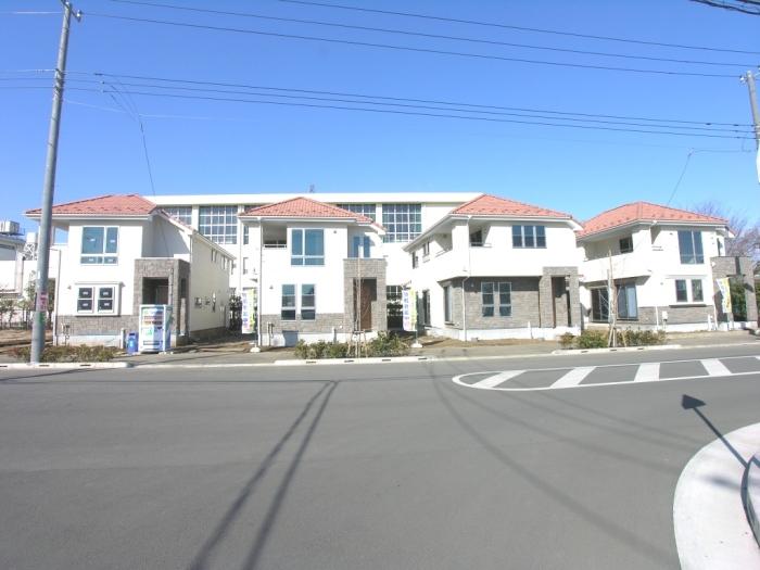 新築分譲住宅 全4棟 小川町1丁目 終了いたしました
