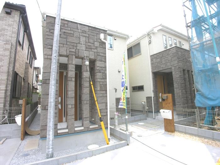 新築分譲住宅  2区画4棟 向原5丁目 終了いたしました