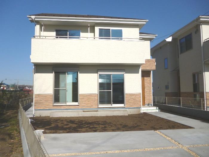 新築分譲住宅 全3棟 武蔵村山市中央2丁目 終了いたしました