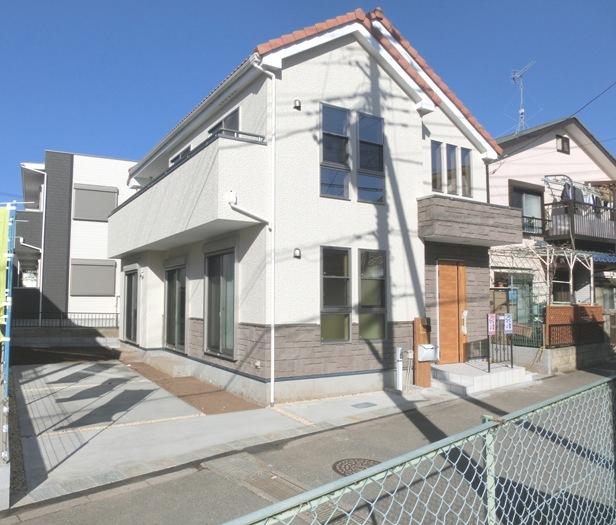 新築分譲住宅  全1棟 武蔵村山市学園3丁目 終了いたしました