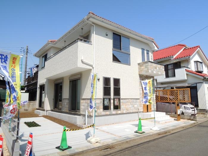 新築分譲住宅 全2棟 東大和市中央2丁目 終了いたしました