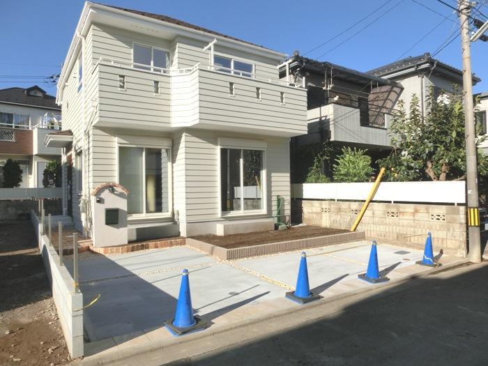 新築分譲住宅 全2棟 東村山市萩山町3丁目 終了いたしました
