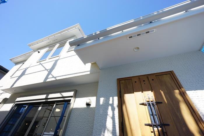新築分譲住宅 全4棟 武蔵村山市大南4丁目 終了いたしました