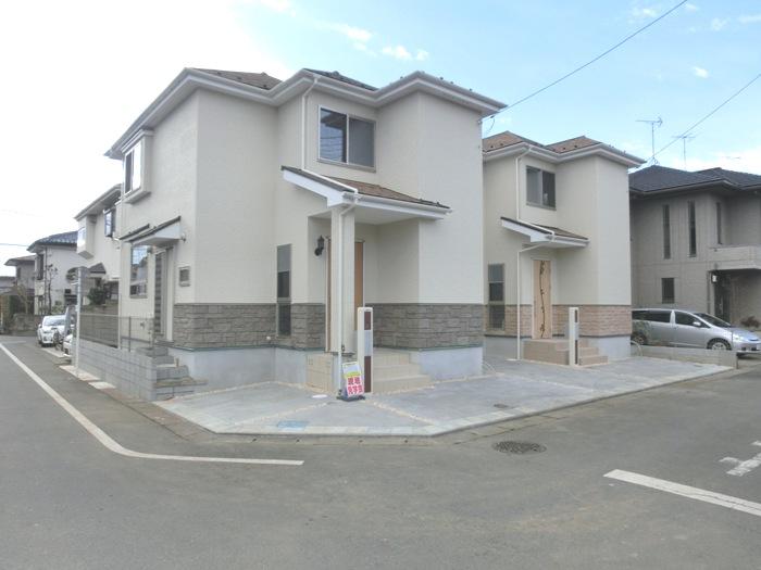 新築分譲住宅 全2棟 武蔵村山市三ツ藤1丁目 終了いたしました