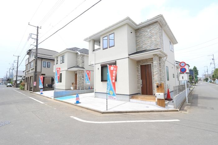 新築分譲住宅 全2棟 東大和市仲原2丁目 終了いたしました。