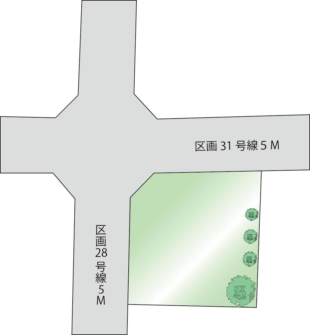 売 地 全1区画 武蔵村山市榎3丁目 終了いたしました
