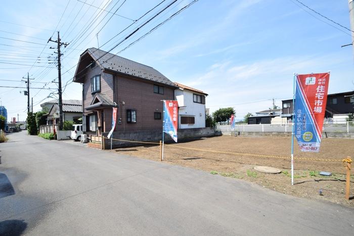 売 地 全1区画 武蔵村山市大南1丁目 終了いたしました。