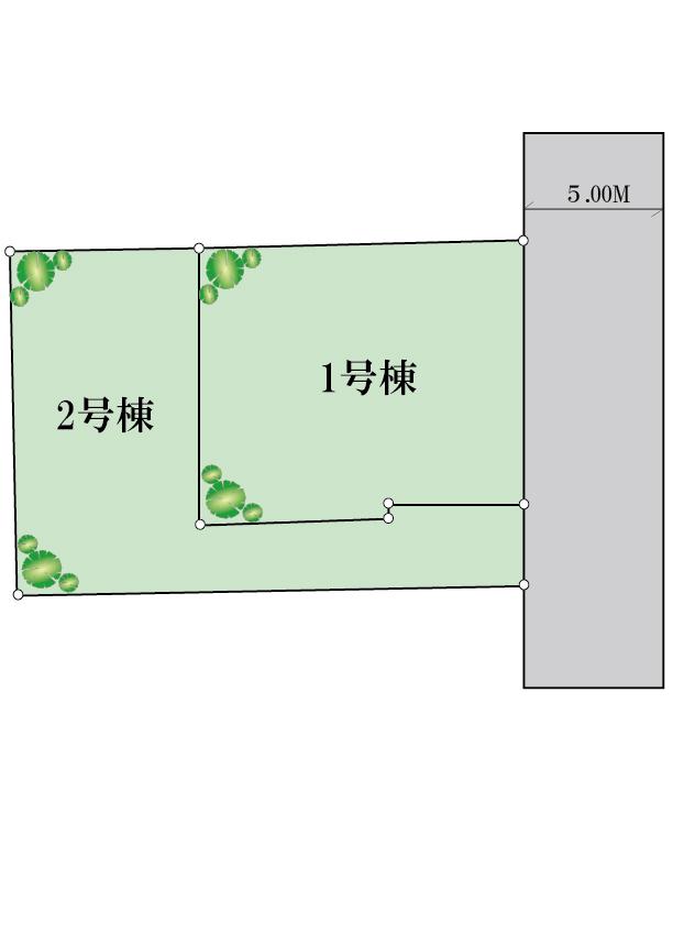 八王子市中野山王1丁目 新築分譲住宅 好評発売中!