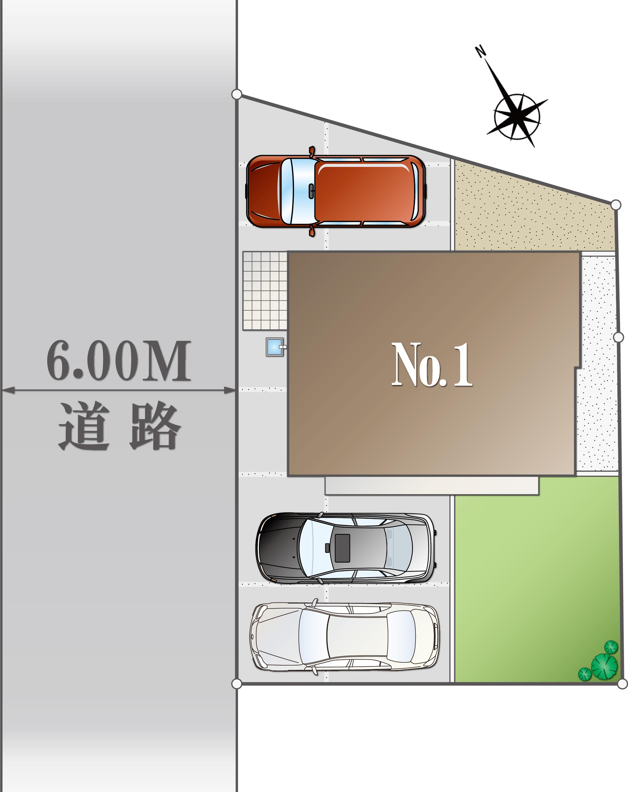 武蔵村山市三ツ藤3丁目 新築住宅 終了となりました